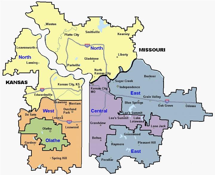 City Map Of Oakley Ks Zip Code Louisiana Bucket Brigade